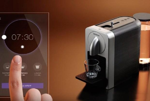 ¡Ya puedes conectar tu cafetera Nespresso a tu celular! - nespresso-1024x694