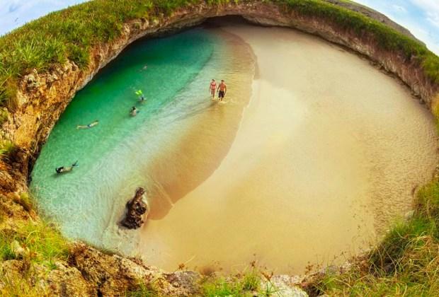 Las playas más exóticas e increíbles del mundo - riviera-1-1024x694