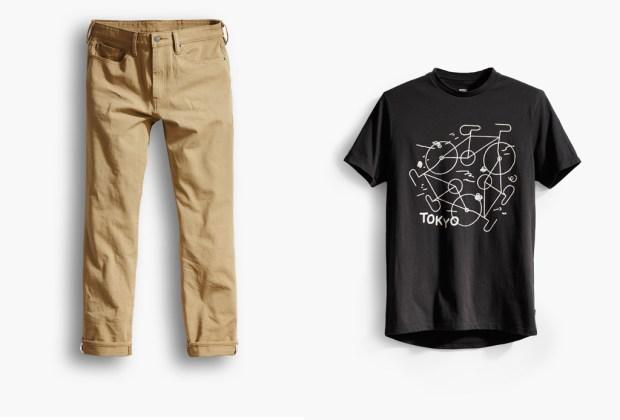 Levi's desarrolló jeans especiales para ciclistas - ropa-hombre-1024x694