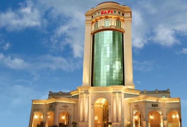 Descubre los 5 mejores hoteles en Monterrey - safi-1024x694