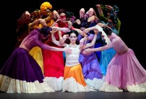 Conoce el espectáculo de ballet sobre la vida de Frida Kahlo