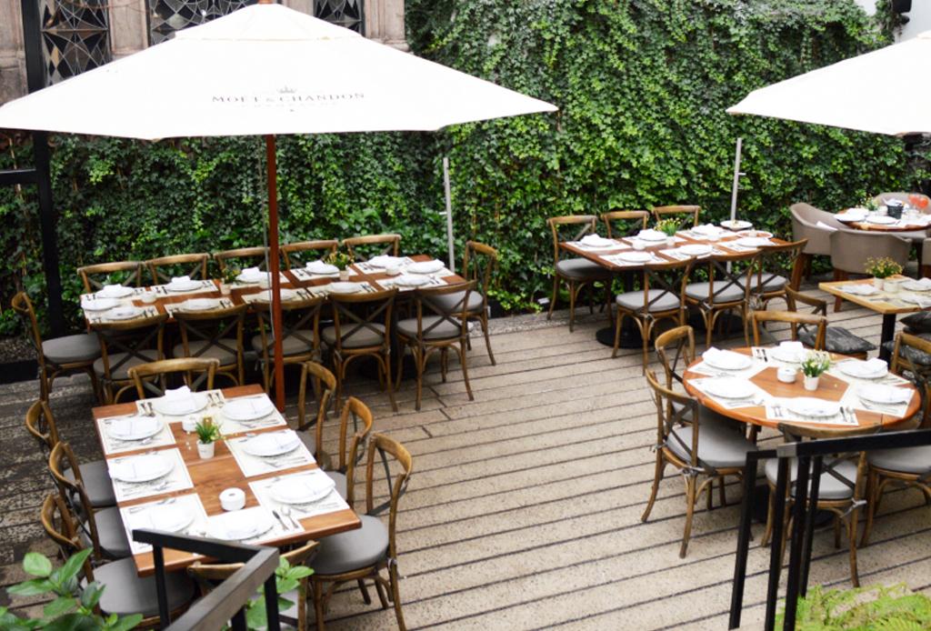 Las 7 terrazas que TIENES que visitar en Polanco - the-comrade-terraza