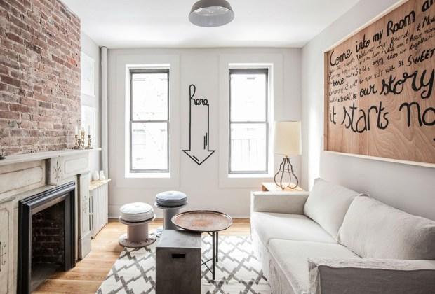5 ideas para decorar si rentas tu depa - v-pared-1024x694