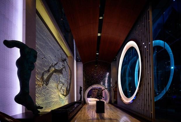 Los 10 mejores hoteles para amantes del arte - z-eclat-china-1024x694