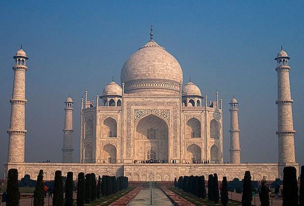 10 datos del Taj Mahal que probablemente no conocías - marmol-1024x694
