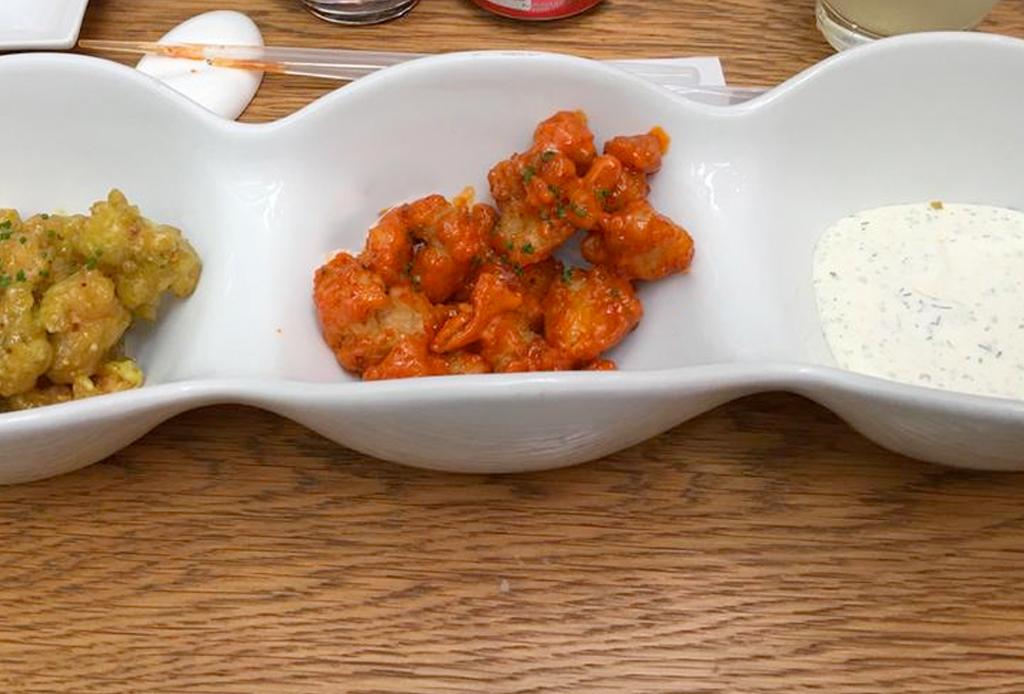 6 restaurantes con los mejores camarones roca de la ciudad - morimoto