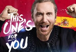 Escucha la nueva canción de la Eurocopa 2016