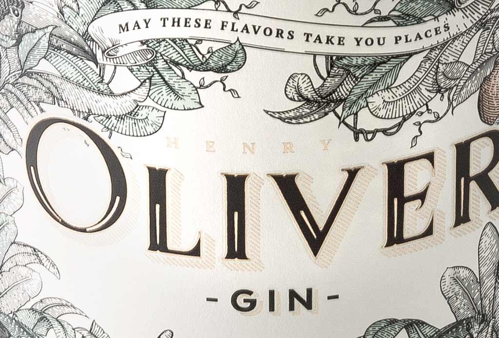 Henry Oliver Gin: El primer gin mexicano premium - oliver-2