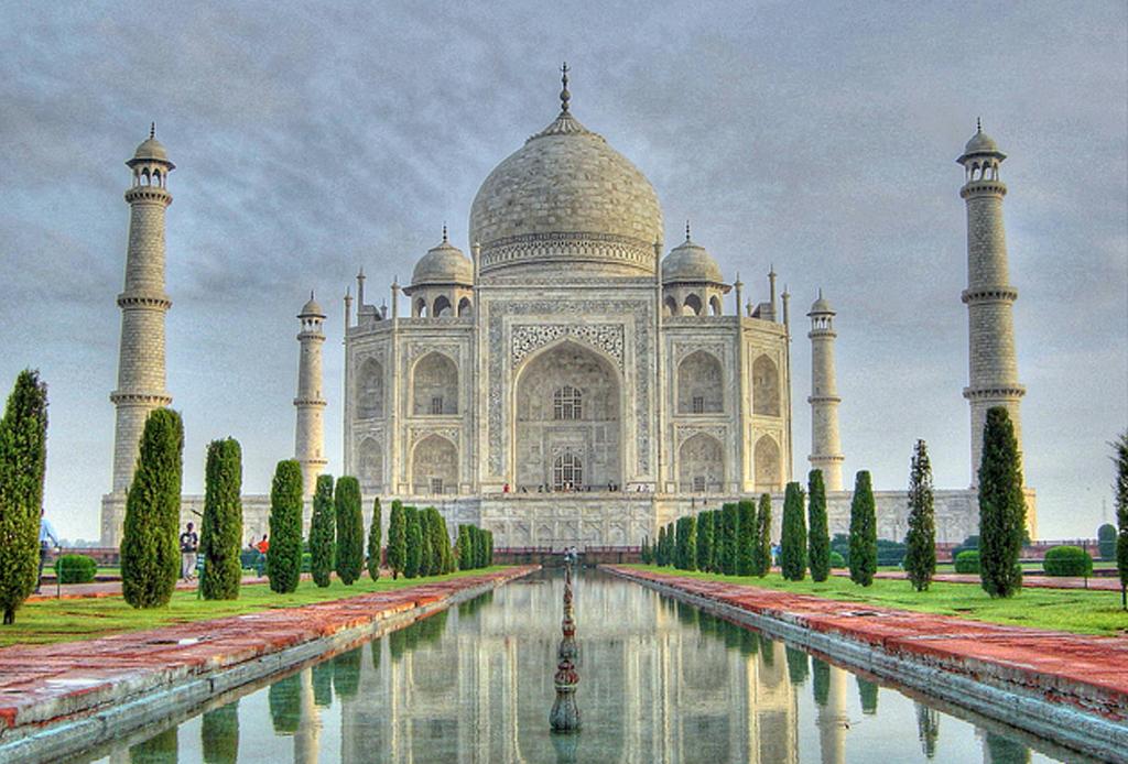 10 datos del Taj Mahal que probablemente no conocías