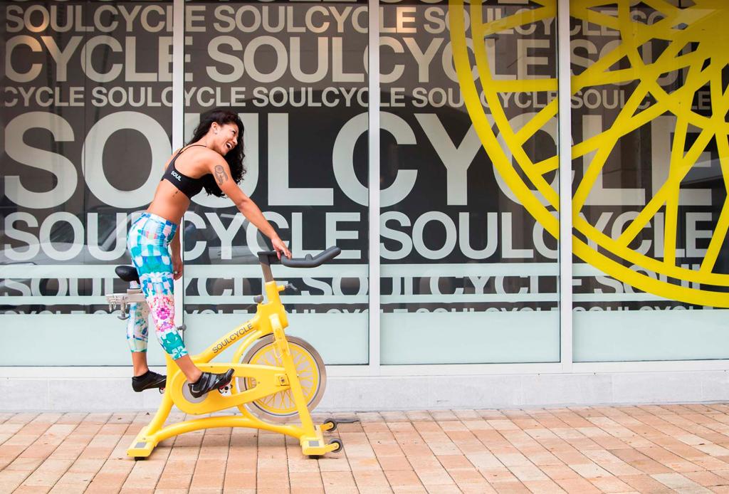 SoulCycle: La nueva rutina de cycling