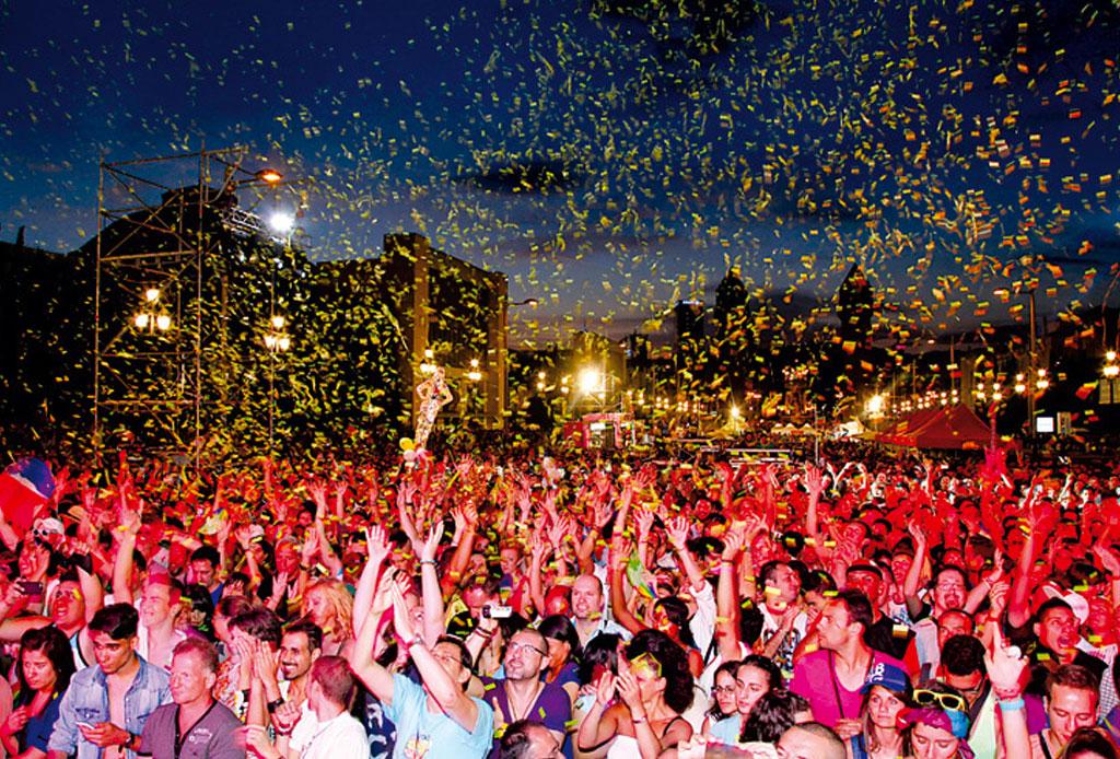 8 ciudades para celebrar el #PrideWeekend - barcelona