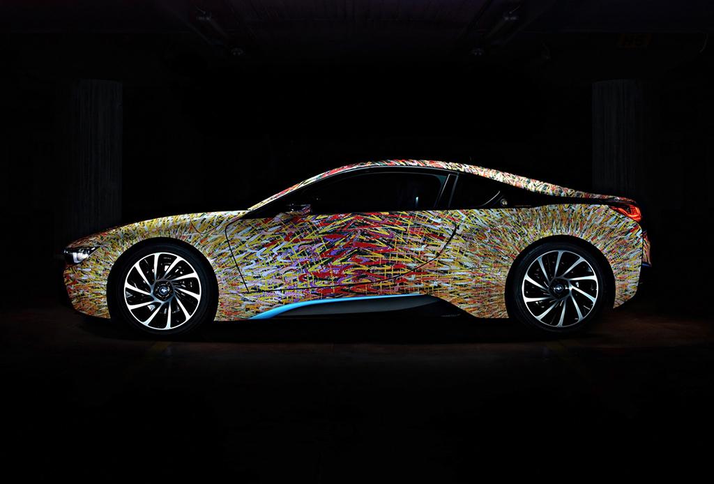 Más cerca del futuro con el nuevo modelo de BMW - bmw-presenta-modelo-i8-futurist-edition