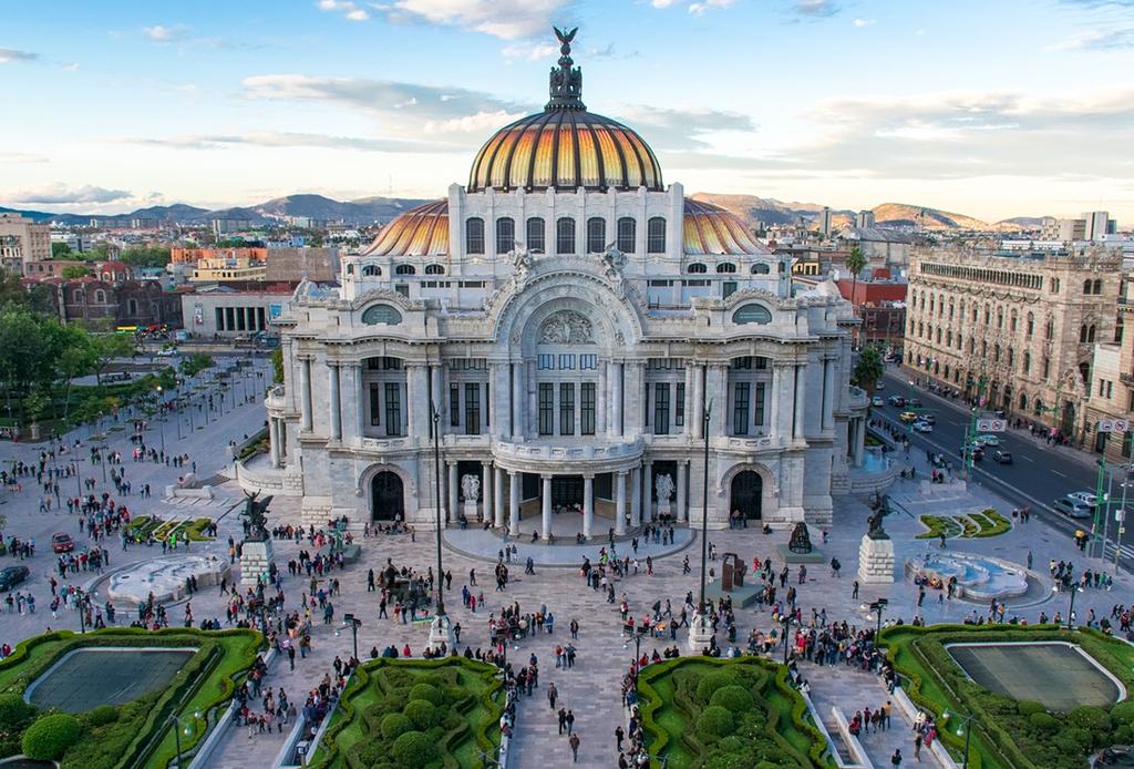 42 lugares para un inolvidable tour arquitectónico por la CDMX - ciudad-de-mexico-palacio-de-bellas-artes-cdmx