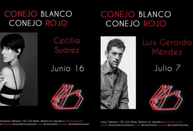 'Conejo blanco, conejo rojo' una obra de teatro con los mejores de México - conejoblanco4-1024x694
