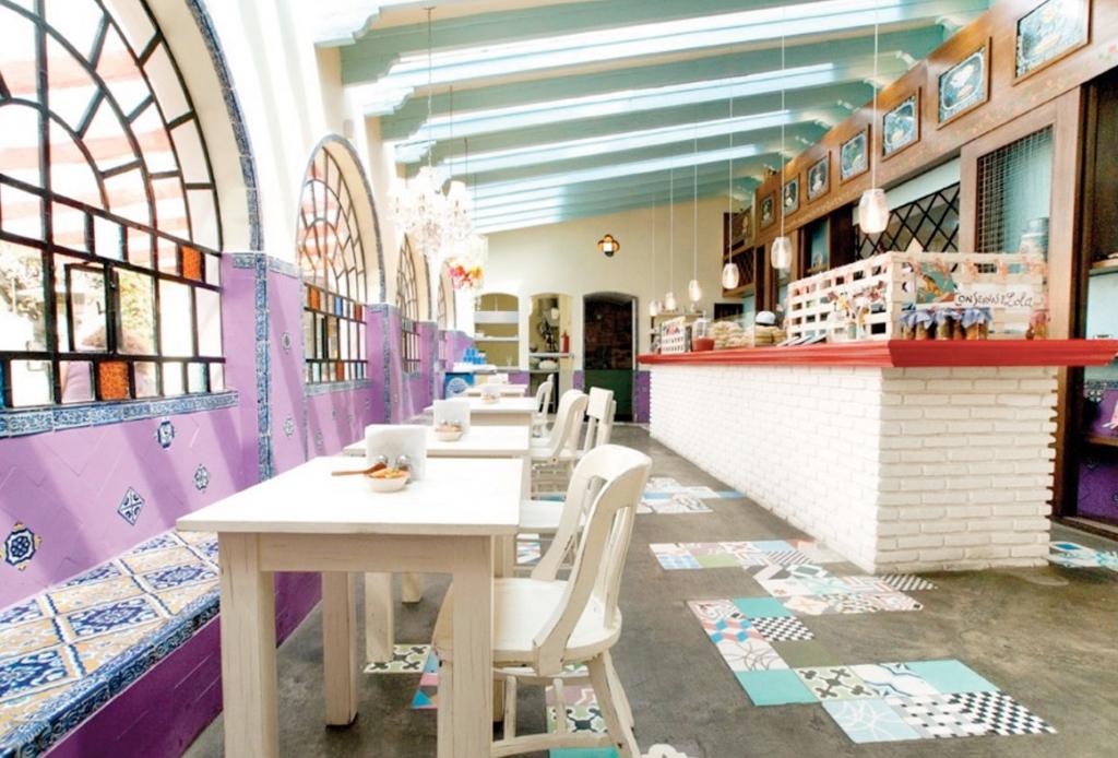 12 restaurantes en San Ángel que te sorprenderán - el-encanto-de-lola-restaurantes-san-angel