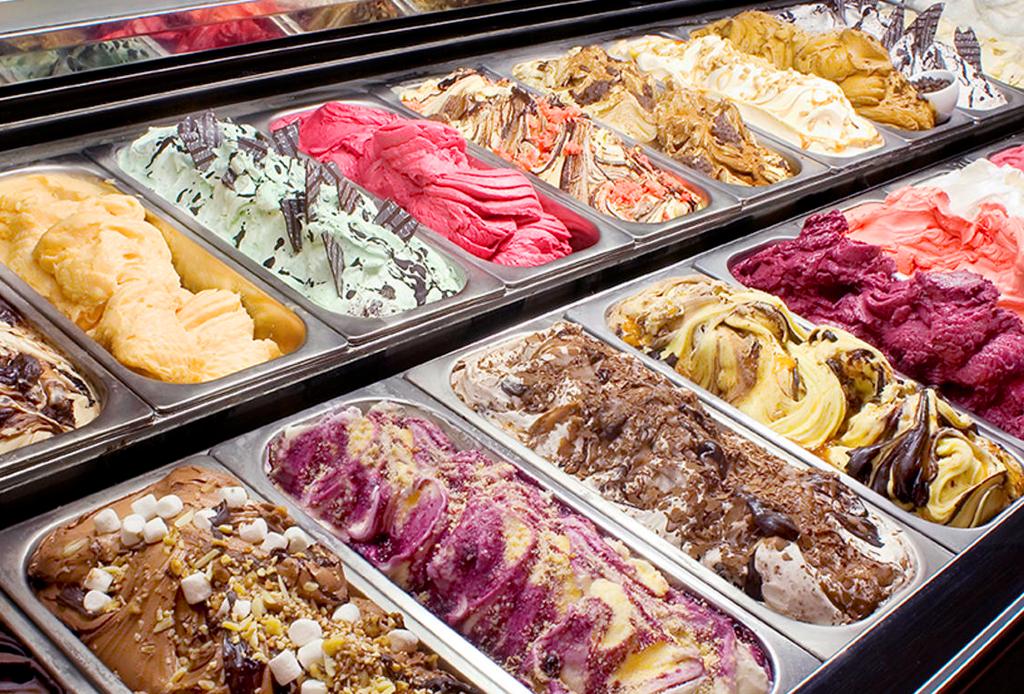 Las 5 gelaterías que vale la pena visitar en la CDMX