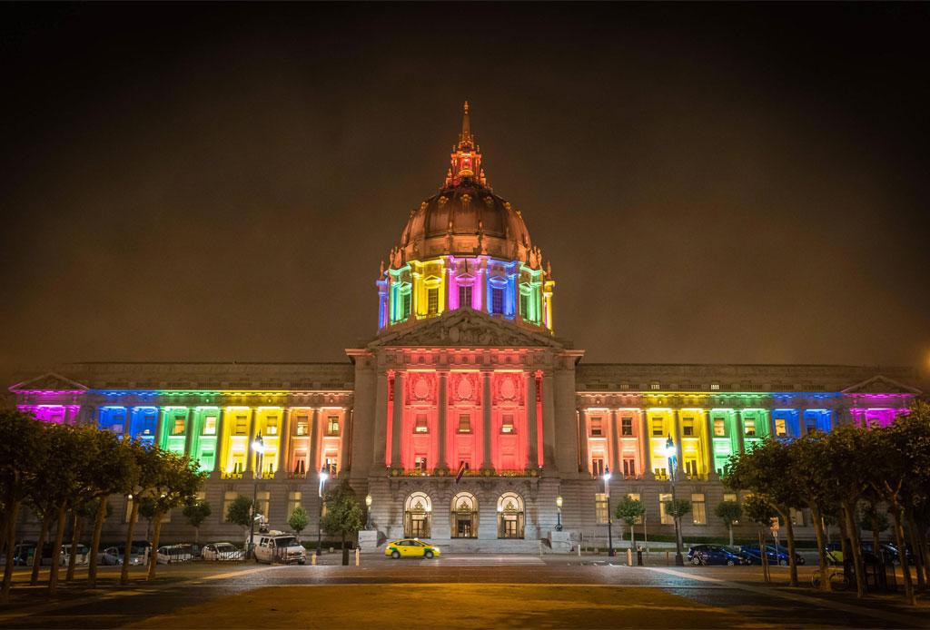 8 ciudades para celebrar el #PrideWeekend - san-francisco-pride