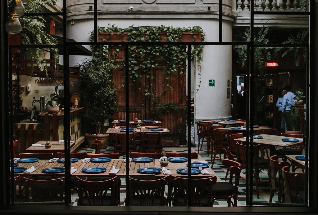 8 restaurantes de la Roma con terrazas y patios para disfrutar con tus amigos