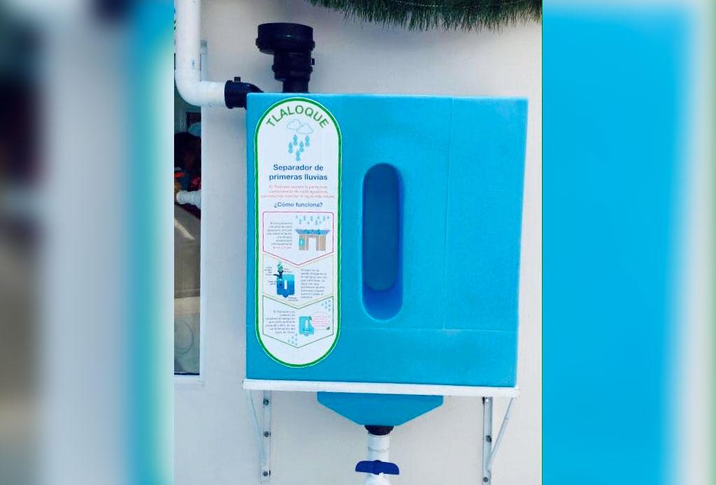 12 iniciativas ecológicas en la CDMX para tener en la mira - captacion-de-agua