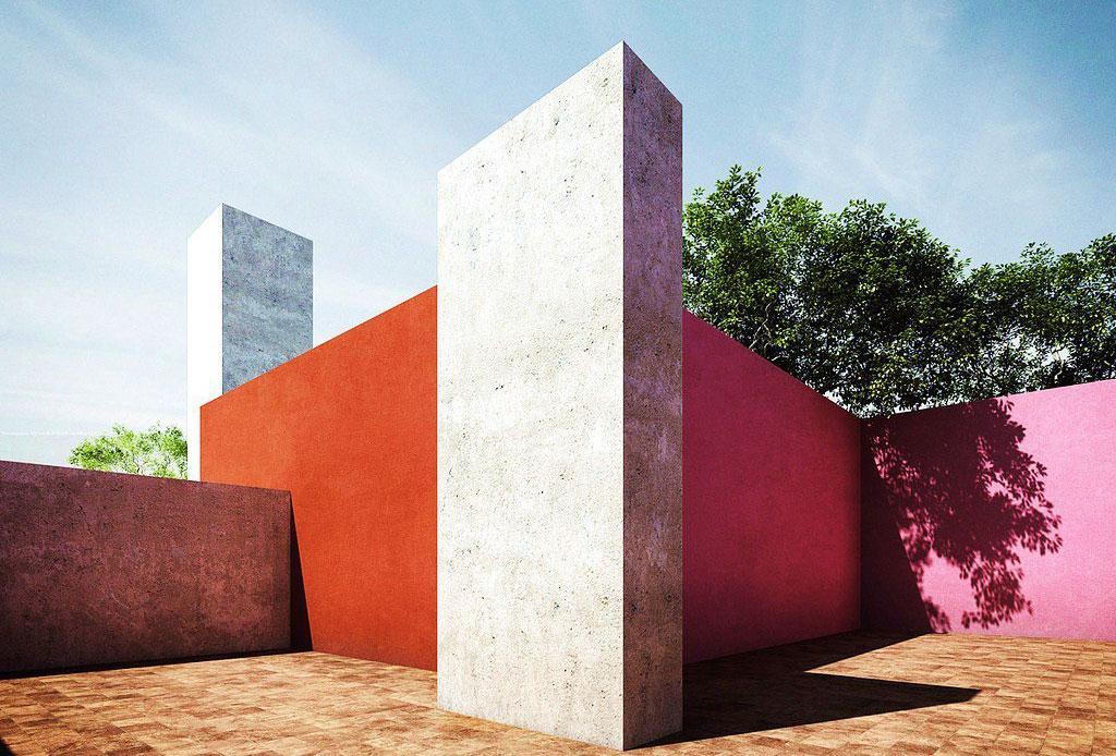 42 lugares para un inolvidable tour arquitectónico por la CDMX - casa-luis-barragan
