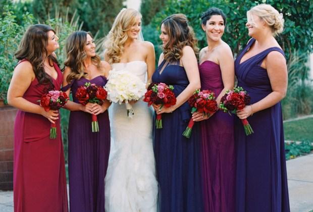 ¿Cuántas damas de honor debes tener en tu boda? - damas-de-honor-3-1024x694