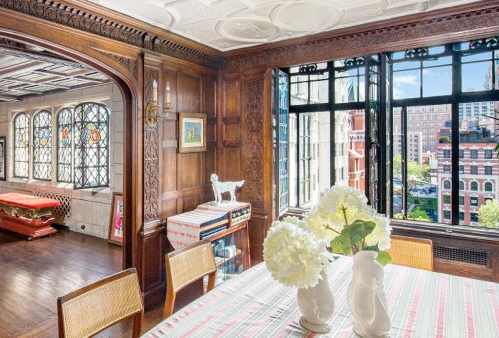 Un departamento al estilo Downton Abbey está a la venta - downton-abbey-departamento-4