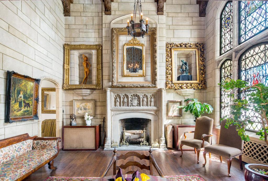 Un departamento al estilo Downton Abbey está a la venta