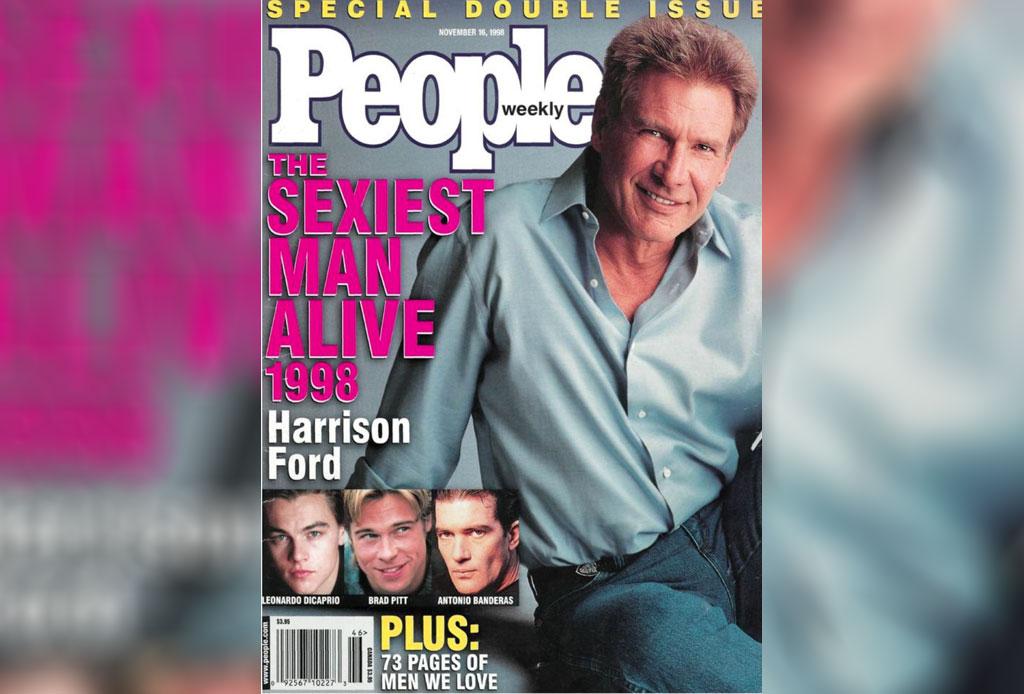 10 cosas que probablemente no sabías de Harrison Ford - harrison-ford-people-magazine