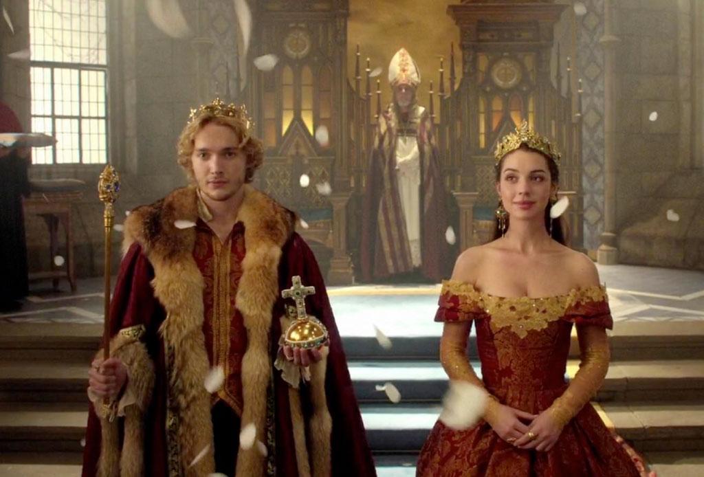 Las 6 power couples que admiramos de las series de Netflix - mejores-parejas-netflix-4