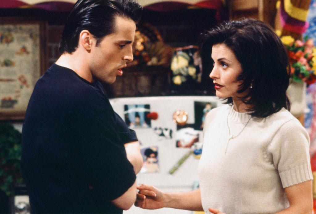 """14 datos que probablemente no sabías de la serie """"Friends"""" - monica-joey"""