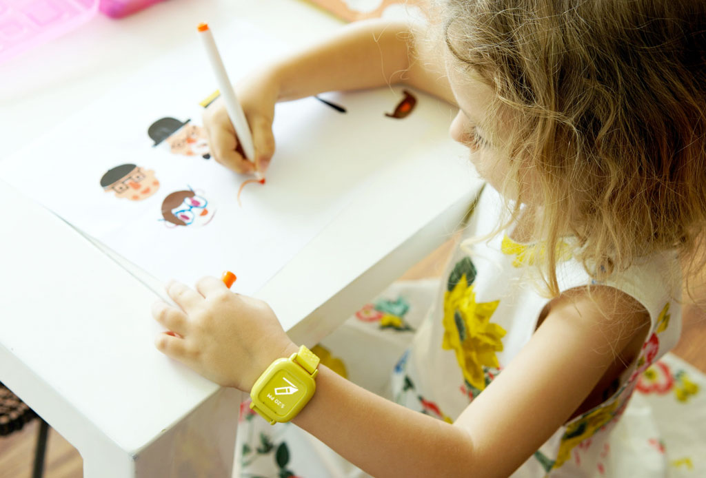 Un reloj inteligente que ayudará a tu hijo a mejorar sus hábitos - octopus-reloj-para-ninos-3