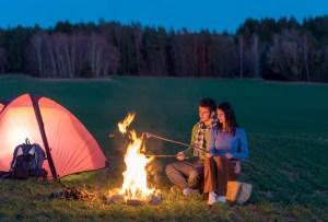 Tenemos la mejor playlist para irte a acampar
