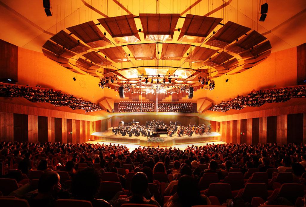 42 lugares para un inolvidable tour arquitectónico por la CDMX - sala-neza