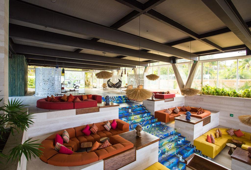 Descubre la definición de lujo en el hotel W Punta de Mita - sala-punta-de-mita