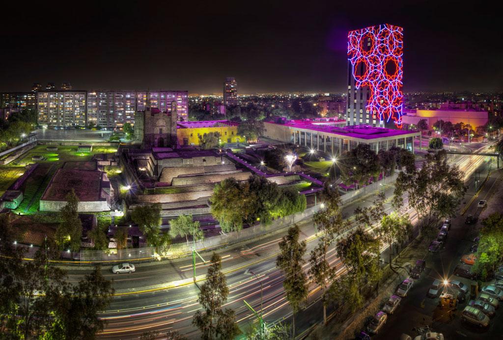 42 lugares para un inolvidable tour arquitectónico por la CDMX - tlatelolco