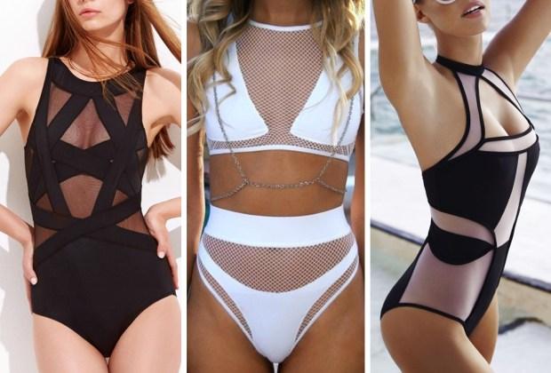 7 tendencias de trajes de baño para este verano - trajes-de-bano-con-transparencias-1024x694