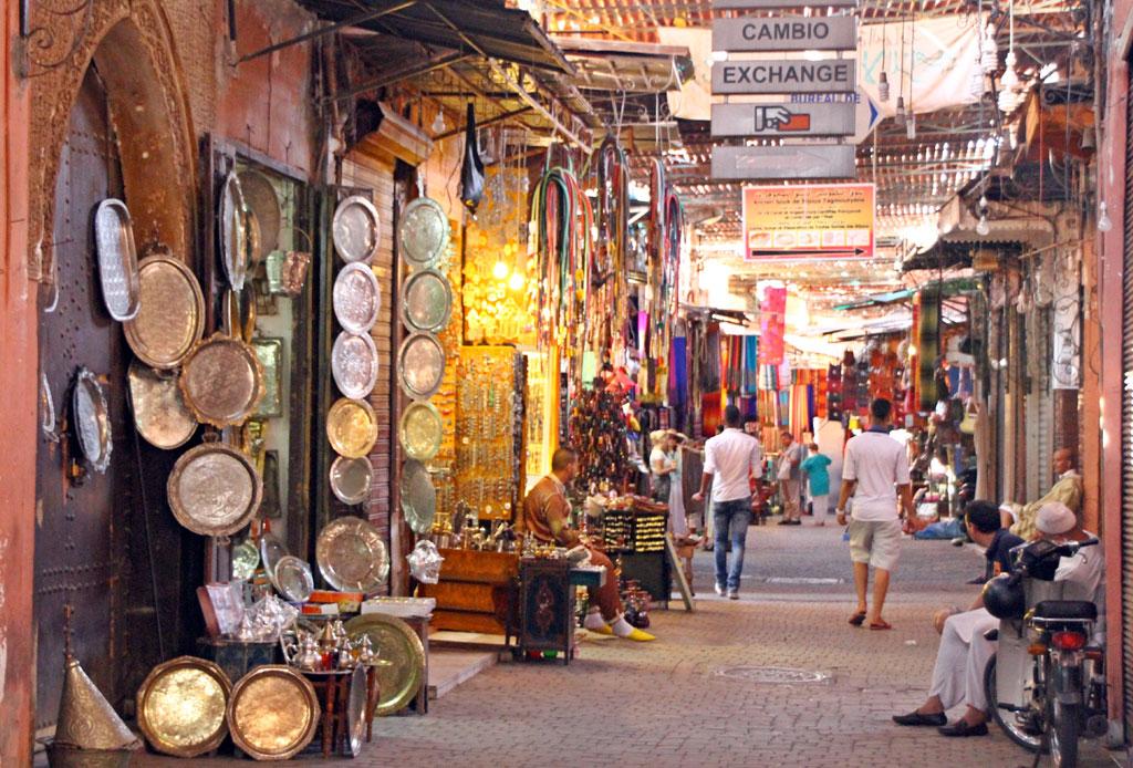 8 destinos para viajar con tu mejor amiga - viaje-amiga-marruecos