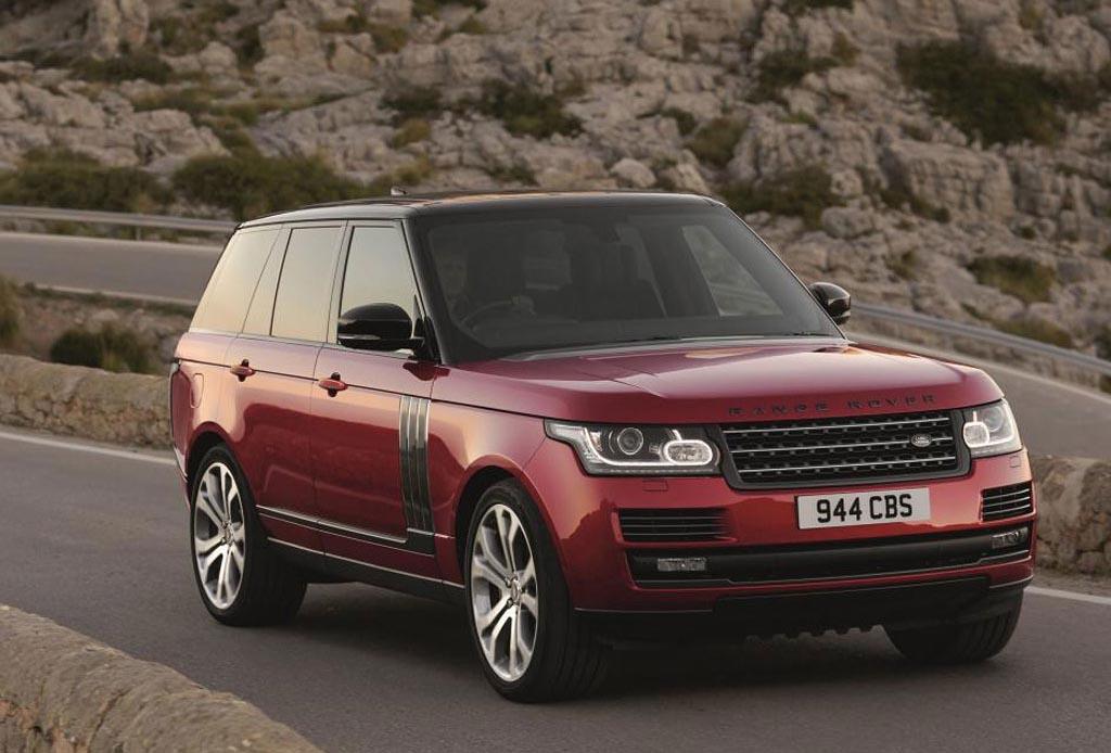 La Range Rover más poderosa hasta hoy