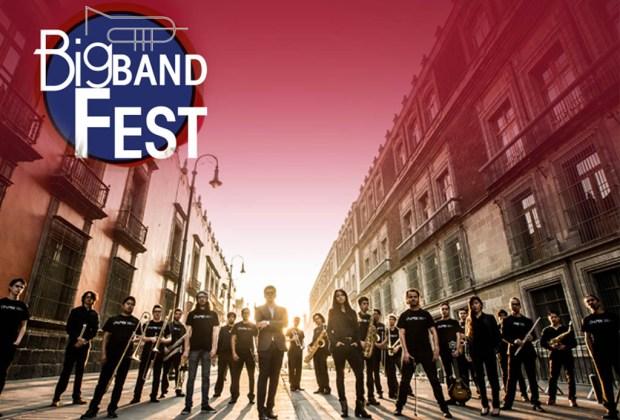 Big Band Fest en el Lunario por primera vez y no te lo puedes perder - bigband-1024x694