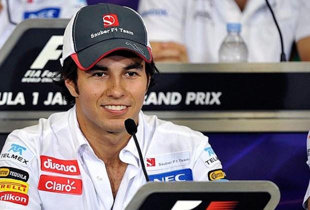 Los pilotos más guapos de la Fórmula 1 - checo-1024x694