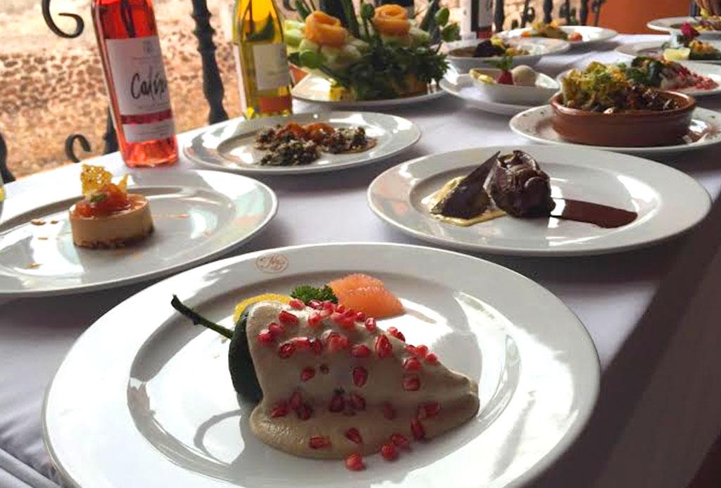Disfruta del Festival de Chiles en la Hacienda de los Morales - chiles