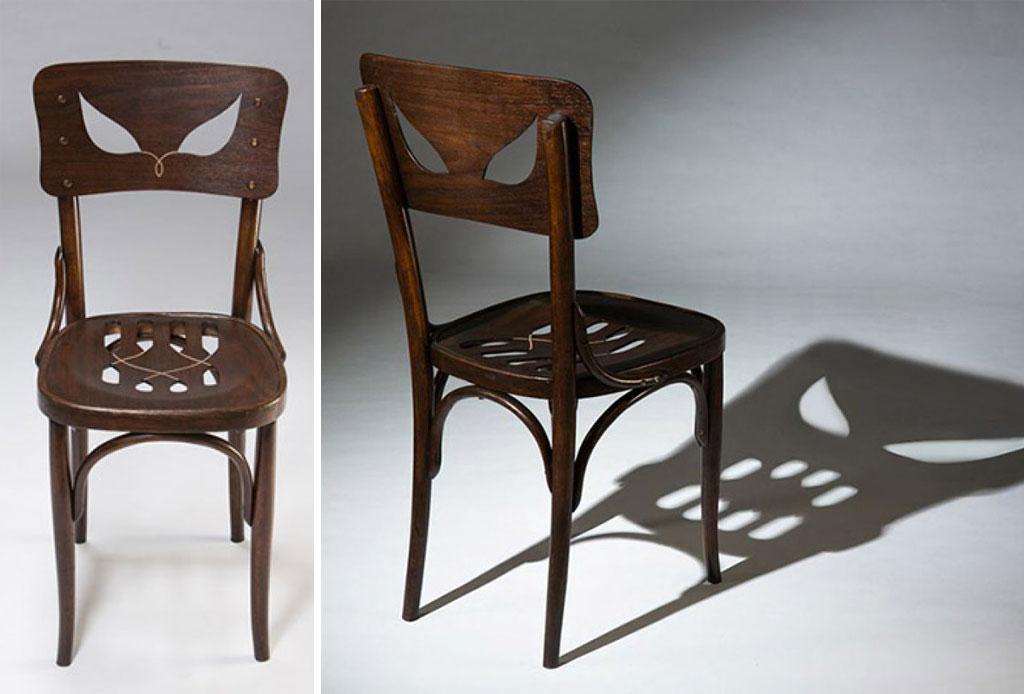 5 exclusivos muebles con un diseño de terror - coppelius-chair