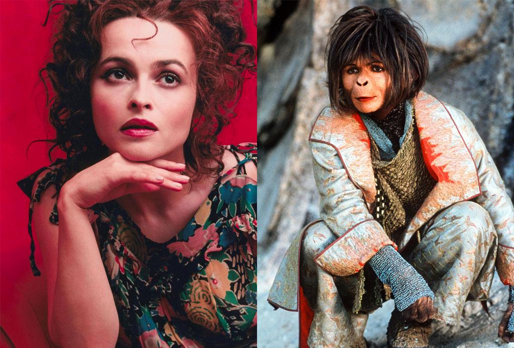 Nunca te imaginaste que estos famosos actores hicieron pequeños roles en estas películas - helena-bonham-carter