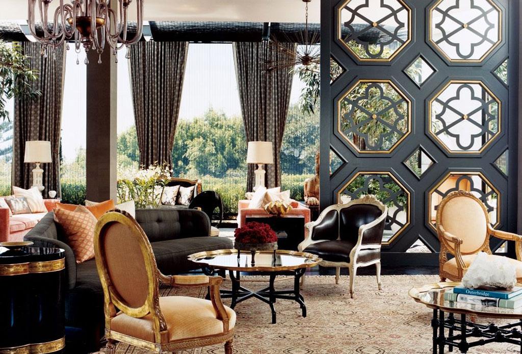 Los 10 mejores diseñadores de interiores del mundo - kelly-wearstler