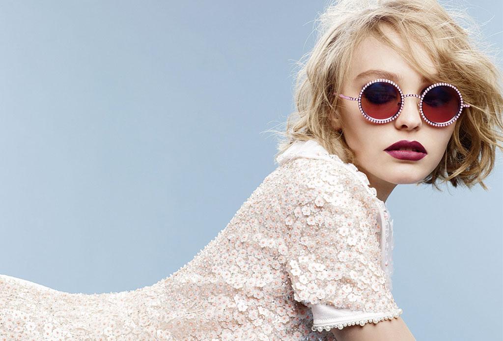 10 hijos de celebridades que superarán la fama de sus padres - lily-rose-deep
