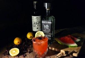 Sangre y Fuego: un cóctel con mezcal MUY mexicano