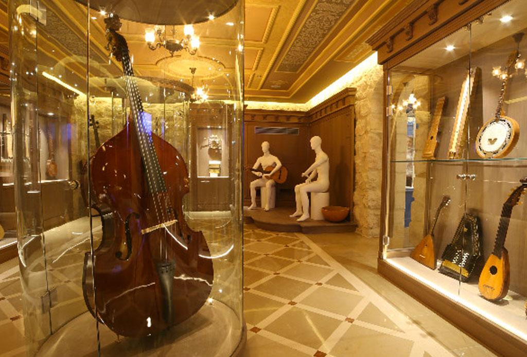 La historia de la música hebrea ahora en un museo