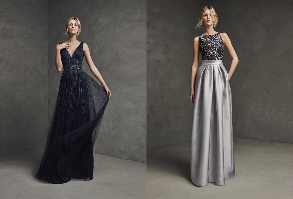 Venta de vestidos fiesta modernos
