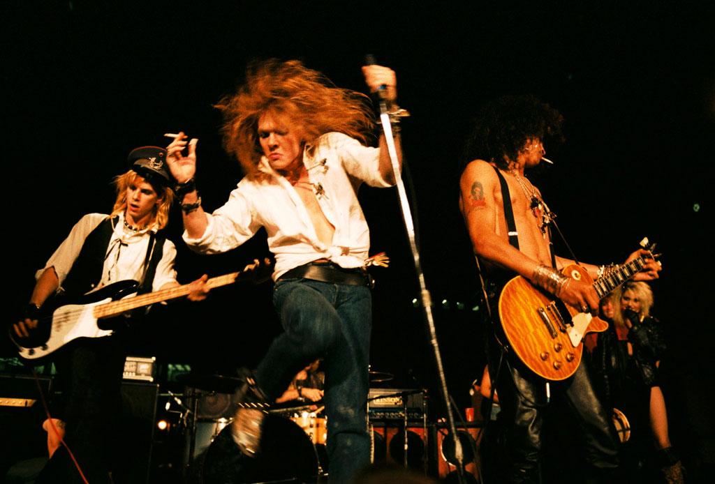 Disfruta de una playlist de rock legendario