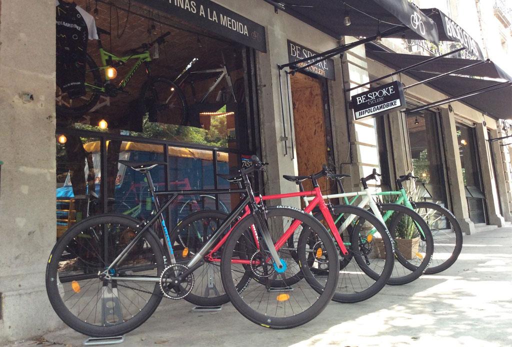 Las mejores tiendas de bicicletas urbanas en la CDMX - be-spoke